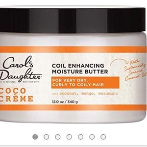 Carols Daughter Coco Creme styling butter